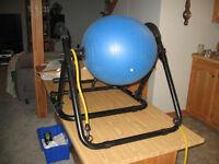Appareils d'exercices Stabil-A-Ball