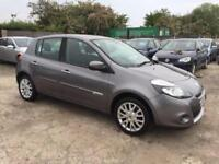 RENAULT CLIO 2010 1.2 TCE DYNAMIQUE PETROL - MANUAL - 1 PRV OWNER - LONG MOT