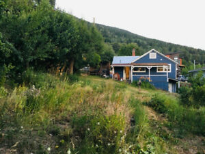 House for sublet (Uphill, Nelson BC)