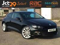 2011 VOLKSWAGEN SCIROCCO 2.0 GT TDI BLUEMOTION TECHNOLOGY ARRIVING SOON + CALL 0