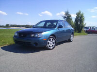 2003 Hyundai Elantra VE Berline