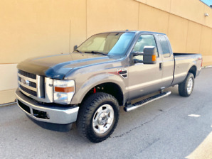 2010 FORD F-250 EXTENDED CAB LONG BOX 4X4 FX4 ! GREAT DEAL !