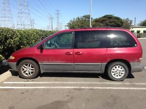 1998 Dodge Caravan CAMPERVAN for sale