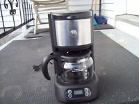 1-CAFETIERE COFFEE MAKER 5 TASSES GENERAL ELECTRIC.