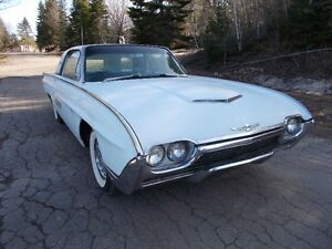 1963 Thunderbird coupe