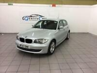 BMW 116 1.6 ( Dynamic pk ) 2007MY i SE Manual Silver 5 Doors Petrol