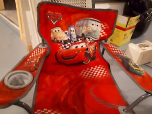 Chaise de flash mcqueen