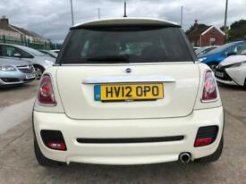 2012 12 Mini Mini 1.6TD Cooper D Turbo Diesel 6 Speed Manual John Cooper Works