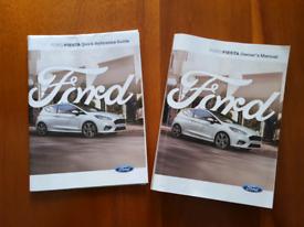 FORD FIESTA HANDBOOKS 2017
