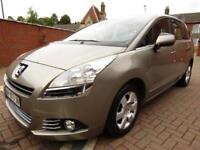 2010 Peugeot 5008 1.6 HDi TURBO DIESEL LEFT HAND DRIVE LHD 5dr