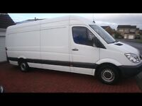 AT man with a van hire from £30
