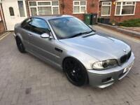 Bmw M3 3.2 2004 Facelift Grey Coupe Manual Rare