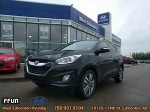 2014 Hyundai Tucson LIMITED  - Navigation -  Sunroof -  Leather