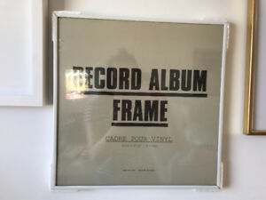 Picture/record album frames. Brand new in packaging