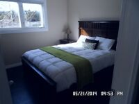 Furnished 2 bdrm apartment - 15 mins. from St. John's