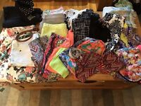 Assorted Ladies Holiday Bundle: Sizes 8-10, S-M, UK 4 (shoes)
