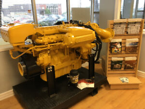 John Deere Marine and Industrial, Parts and Engines