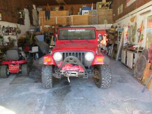 jeep tj 2006