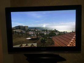 Panasonic viera 42 inch plasma tv