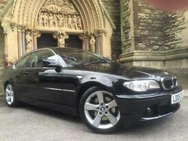 2006 BMW 330 CI SE *OUTSTANDING CONDITION* HUGE SPEC & LAST OF THE E46'S*