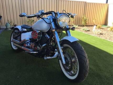 2010 Yamaha 650 Bobber Seaford Morphett Vale Area Preview