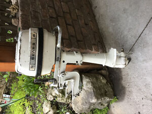 4hp outboard motor