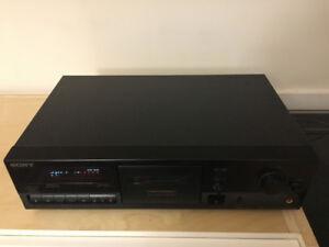 Sony Cassette Deck TC-RX311