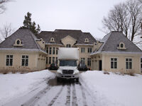 LONG DISTANCE MOVING. TRUCK TO ONTARIO. LOW RATES!!!