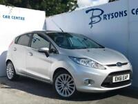 2011 61 Ford Fiesta 1.4 ( 96ps ) Automatic Titanium for sale in AYRSHIRE