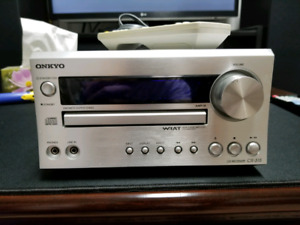 Onkyo cr-315 stereo system, fully functional