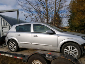 2008 Saturn Astra  for part Salvage status