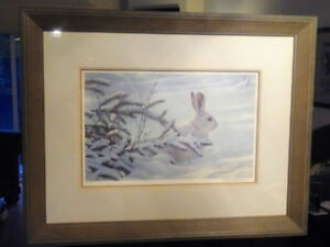 Robert Bateman Limited Edition Numbered and Signed Print