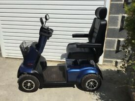 TGA BREEZE 4C 8MPH MOBILITY SCOOTER WITH WARRANTY