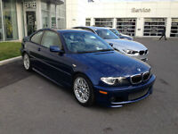 2005 BMW 330Ci Coupe with Performance package(ZHP)