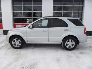 2008 KIA SORENTO LX SUV *4X4*HEATED LEATHER*SUNROOF*
