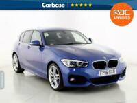 2015 BMW 1 Series 118i M Sport 5dr HATCHBACK Petrol Manual