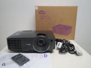 BenQ XGA DLP Multimedia Projector 2700 Lumes 6500 Hours SmartEco
