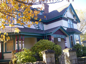 lovely 1 bed in Rockland heritage house available Mar 1st $1400