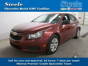 2012 Chevrolet CRUZE LS with Only 45km's !!!
