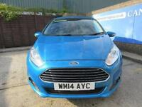 2014 Ford Fiesta 1.0 EcoBoost Zetec Powershift 5dr