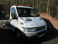 2005 IVECO DAILY RECOVERY LORRY WITH NEW WINCH ,MOT EXEMPT
