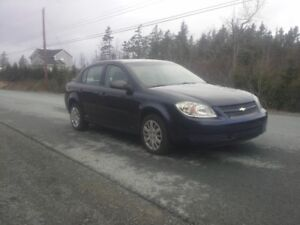 2010 Chevrolet Cobalt Sedan !! LOW KMS !! WINTER TIRES !!