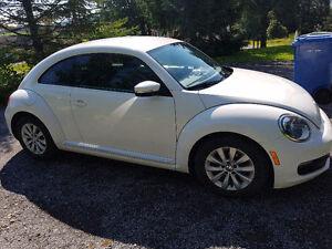 2012 Volkswagen Beetle Confortline Coupé (2 portes)