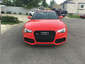 2013 Audi RS 5 Coupe - Private Sale (No GST)