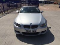 BMW 3 SERIES M SPORT CONVERTIBLE AUTOMATIC ONLY 57000 MILEAGE