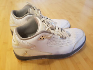 Nike Air Jordan After Game Air Basketball shoes size 10.5 used