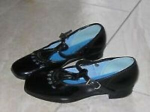 Mary Jane Dress Shoes (US Size 8) (Used Only Once)