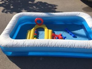 Inflatable Wading Pool 8ft x 5ft