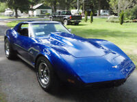 1974 Corvette Stingray 454 Big Block