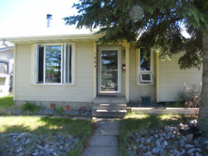 House for rent in a beautiful Millwoods neighbourhood